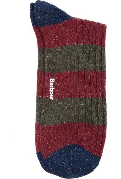 Barbour Houghton Stripe Çorap OL51