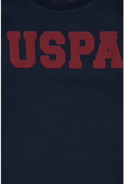 U.S. Polo Assn. Erkek Çocuk Lacivert Sweatshirt Basic 50225284-VR033
