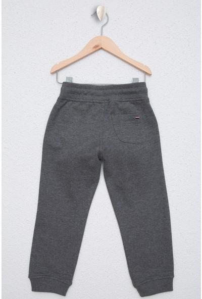 U.S. Polo Assn. Erkek Çocuk Gri Örme Pantolon 50226343-VR081