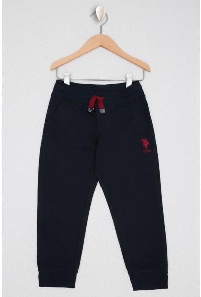 U.S. Polo Assn. Erkek Çocuk Lacivert Örme Pantolon 50226343-VR033