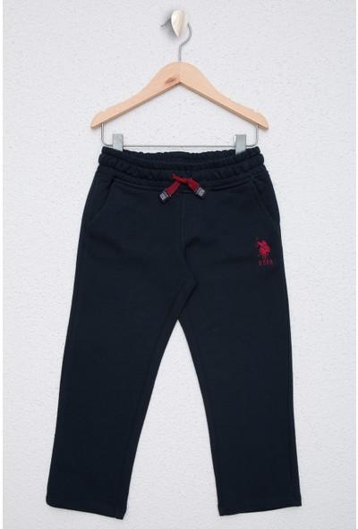 U.S. Polo Assn. Erkek Çocuk Lacivert Örme Pantolon 50225927-VR033