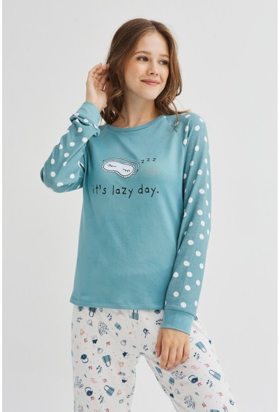 Penti Lazy Day Termal Tişört