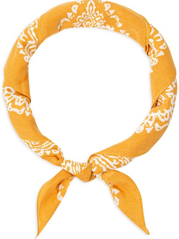 Desenli Sarı Bandana 197822-32350