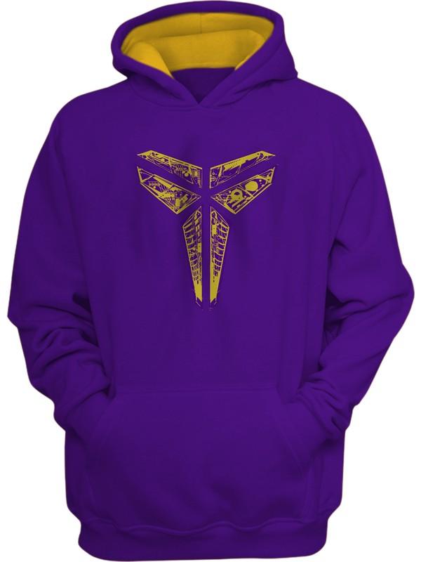 Starter Kobe Bryant Hoodie Sweatshirt