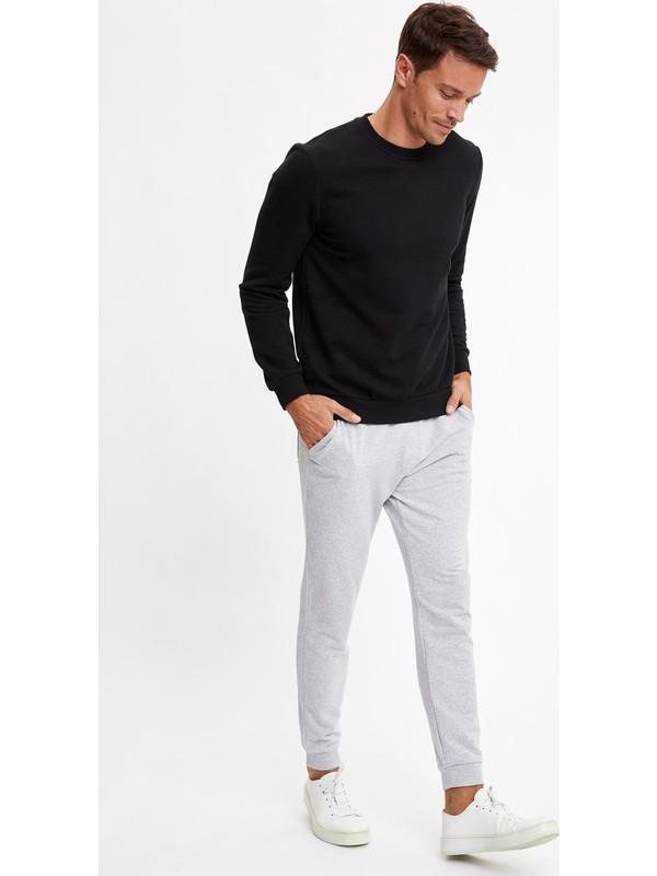 DeFacto Slim Fit Jogger Eşofman Altı S1913AZ20AU
