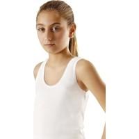 Türen 401 Kız Çocuk Pamuklu Penye Atlet 2'li Paket