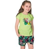 Özkan 42690 Kız Çocuk Şortlu Pijama Takımı