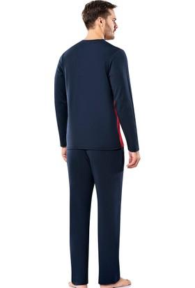 Şahinler Erkek Pijama Takımı MEP25060-1