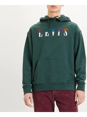 Levi's Erkek Relaxed Graphic Sweatshirt 38479-0009