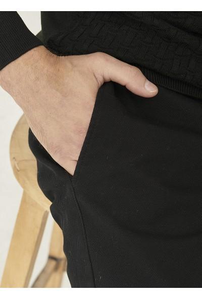 Altınyıldız Classics Regular Fit Bol Kesim Armürlü Yan Cep Rahat Casual Pantolon