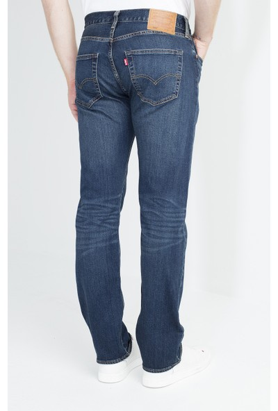 Levi's Regular Fit 501 Jeans Erkek Kot Pantolon 00501