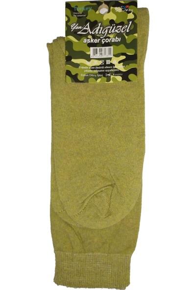 Adıgüzel Askeri Çorap 6'lı