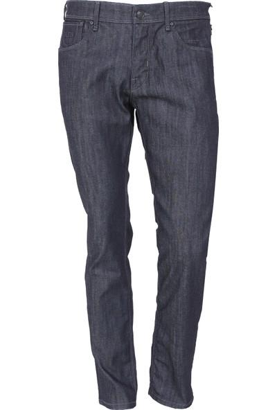 Lufian Artemis Spor Jean Pantolon Slim Fit Koyu Lacivert