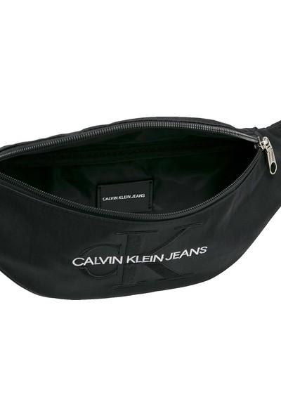 Calvin Klein Kadın Monogram Nylon Street Pack Kadın Bel Çantası K50K504740
