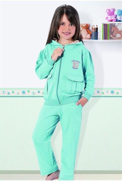 Hmd 5245 Kız Çocuk Eşofman Takımı