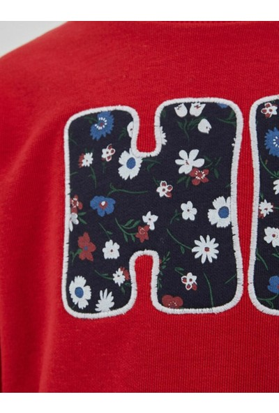 Ltb Kız Çocuk Sweatshirt Papida