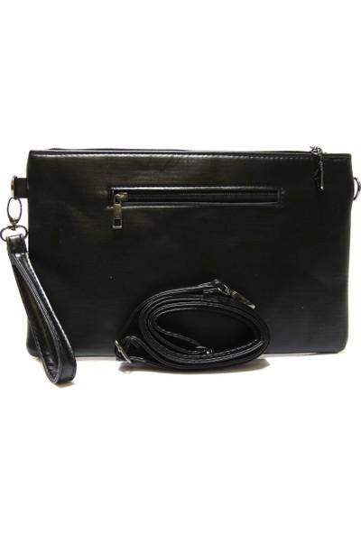 Brs Bags Kol Altı ve El Çantası Siyah