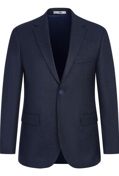 Kiğılı Slim Fit Ceket