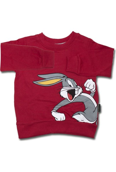 Ram Çocuk Tavşanlı Kırmızı 2 Li Çocuk Takımı K3345