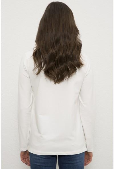 U.S. Polo Assn. Beyaz Sweatshirt 50228456-VR019