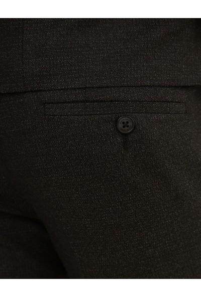 Pierre Cardin Siyah Slim Fit Takım Elbise 50229164-VR046
