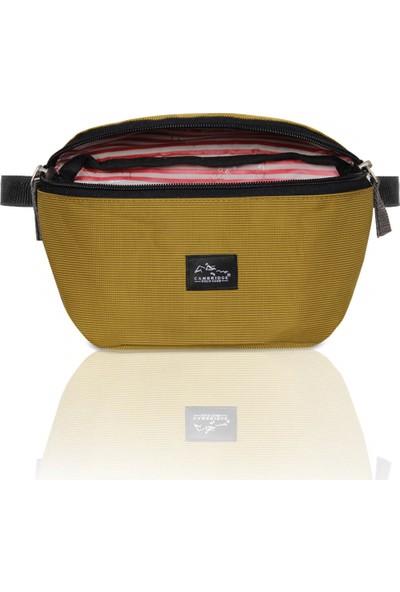 Cambridge Polo Club Kadın Bel Çantası PLEVR50056 Hardal