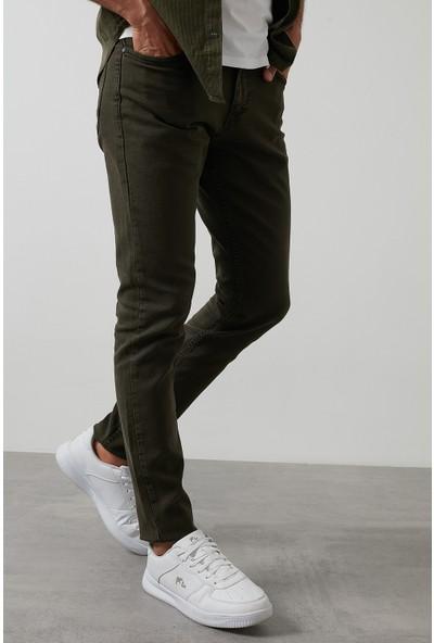 Buratti Regular Fit Pamuklu Jeans Erkek Kot Pantolon 7267F4132ZAGOR