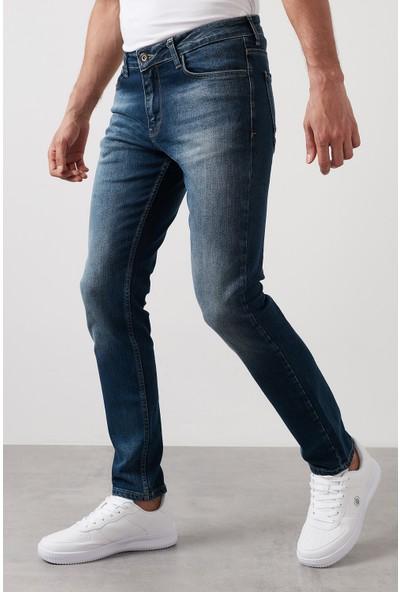 Buratti Regular Fit Pamuklu Jeans Erkek Kot Pantolon 7267S130ZAGOR
