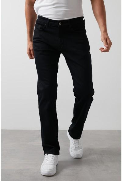 Buratti Yüksek Bel Regular Fit Boru Paça Pamuklu Jeans Erkek Kot Pantolon 7421S960KING