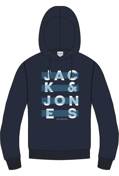 Jack Jones Jumbo Erkek Sweatshirt