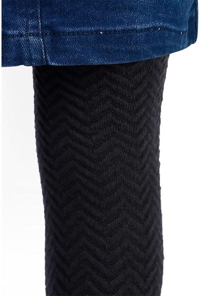 Bella Calze Külotlu Çorap 2-14 Yaş Lacivert