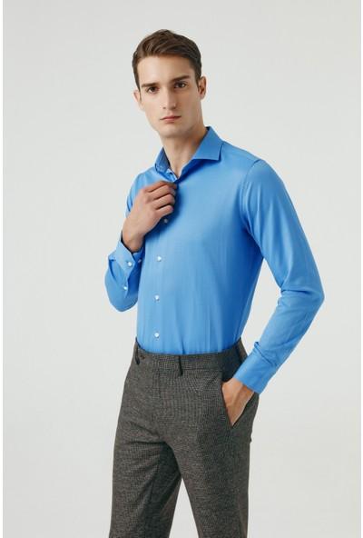 D's Damat Erkek Gömlek (Slim Fit)