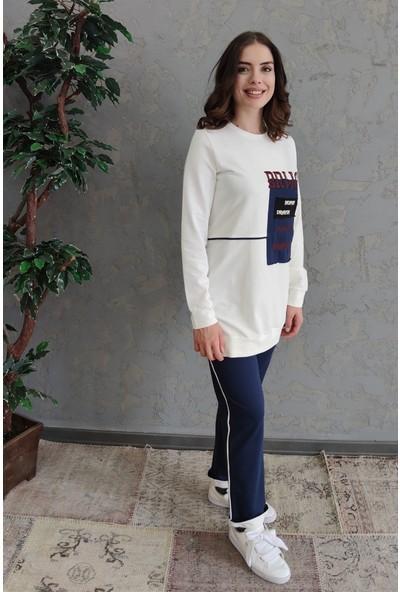 Sportify Tunik Pantolon Takım - Lacivert