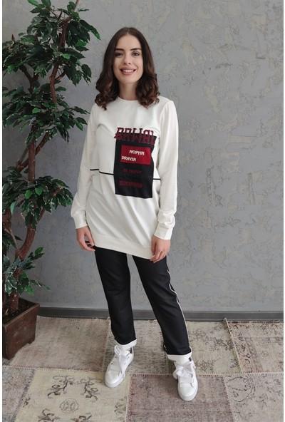 Sportify Tunik Pantolon Takım - Siyah