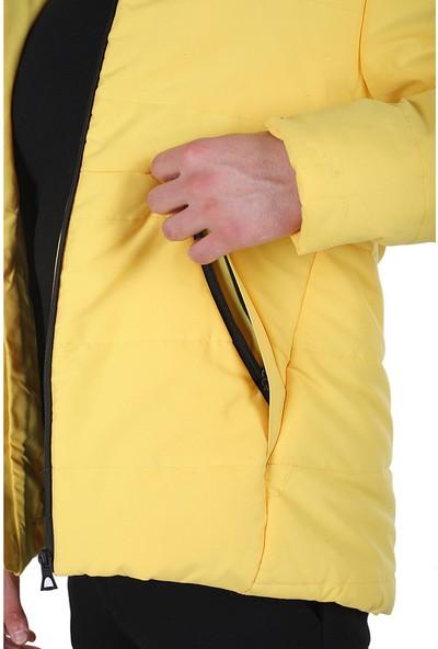 Exuma Erkek Şişme Mont 2011015 Sarı/Yellow 10W322011015