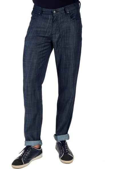 Galvanni Erkek Koyu Mavi Jeans