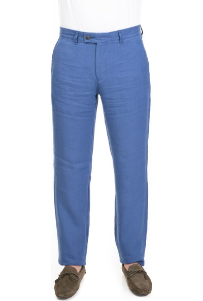 Galvanni Erkek Mavi Pantolon