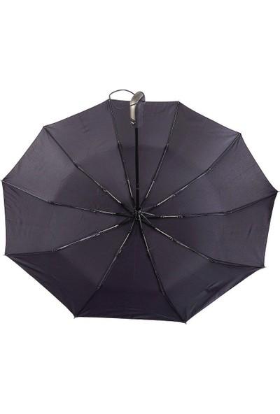 İstoc Trend Tam Otomatik Şemsiye Açılır Kapanır Rüzgarda Kırılmayan, 10 Tel