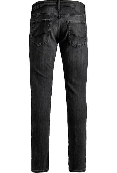 Jack & Jones 12159030 Jack & Jones Jjıglenn Jjorıgınal Am 817 Noos Erkek Jean Pantolon Black Denim