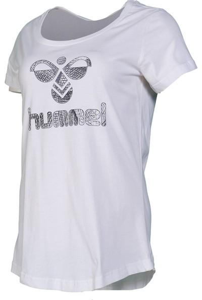 Hummel 911209-9973 Hummel Hmlnıbe T-Shirt S/S Tee Kadın T-Shirt