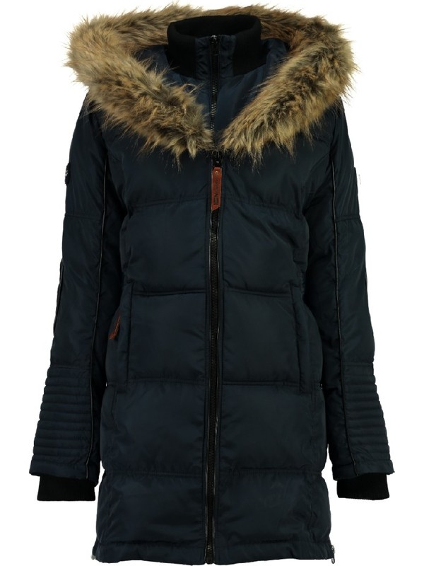 Geographical Norway Kadın Mont WQ818F-NAVY