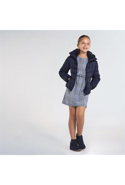 Mayoral Kız Çocuk Ekose Elbise