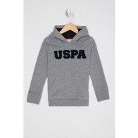 U.S. Polo Assn. Erkek Çocuk Gri Sweatshirt Basic 50228533-VR086