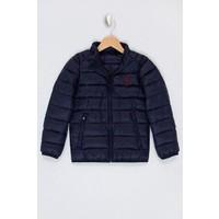 U.S. Polo Assn. Erkek Çocuk Lacivert Mont Sentetik 50224500-VR033