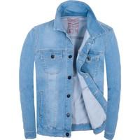 Serseri Jeans Açık Mavi Erkek Kot Ceket L