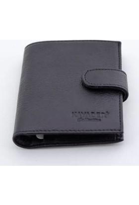 Kaya Dericilik Kayader Deri Çıtçıtlı Kartlık&cüzdan