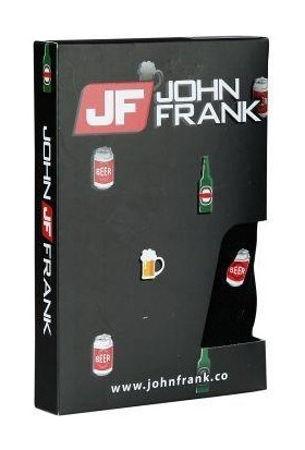 John Frank Dijital Erkek Boxer - Drinks
