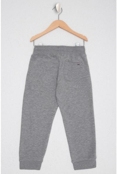 U.S. Polo Assn. Gri Örme Pantolon 50226343-VR086