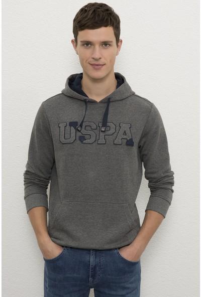 U.S. Polo Assn. Gri Sweatshirt Basic 50225500-VR081