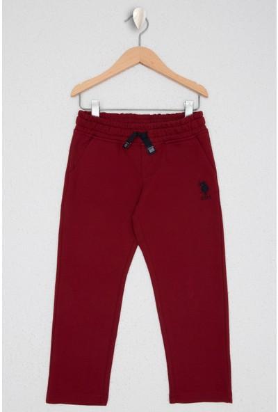 U.S. Polo Assn. Kırmızı Örme Pantolon 50225927-VR030